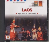 Laos : royal ballet of Luang Prabang
