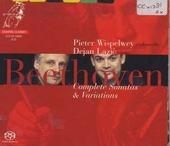 Complete sonatas & variations