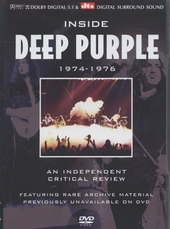 Inside Deep Purple : A critical review 1974-1976