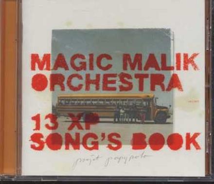 13 XP song's book