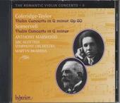 The romantic violin concerto. 5