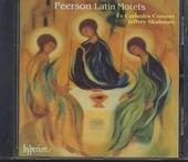 Latin motets