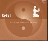 Reiki : music for harmony & balance