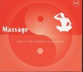Massage : music for harmony & balance