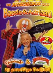 De muziekbox van Bassie & Adriaan : Alle liedjes uit grootmoeders tijd ; Bassie & Adriaan met 25 liedjes/ $3120