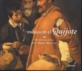 Música en el Quijote y obras de Miguel de Cervantes