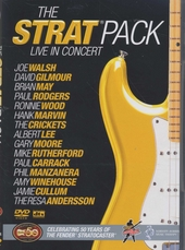 The Strat Pack : Live in concert