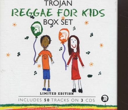 Trojan reggae for kids box set
