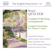 The English song series 11. vol.11