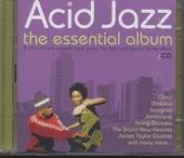 Acid jazz : the essential album