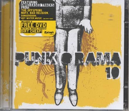 Punk-o-rama. vol.10