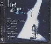 He sings the blues