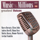 Music for the millions : greatest voices