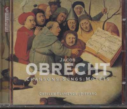 Chansons ; Songs ; Motets