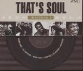 The 60's: That's Soul. vol.2