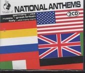 The world of national anthems