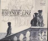 Symphonies n.35 & 36