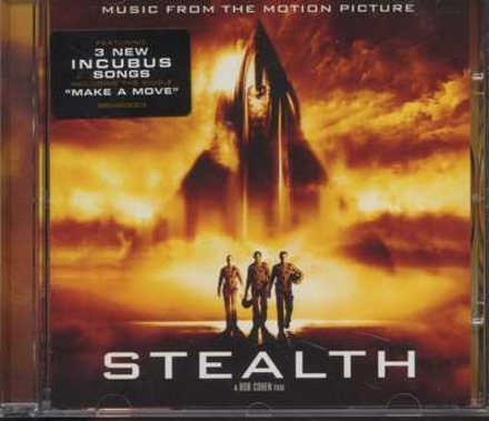 Stealth : music from the motion picture