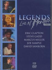 1997: Legends Live At Montreux