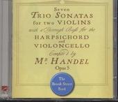Trio sonatas, opus 5