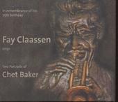 Fay Claassen sings two portraits of Chet Baker