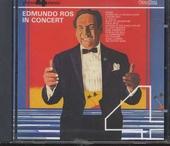 Edmundo Ros in concert