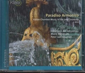 Paradiso armonico : Italian chamber music in the Low Countries c. 1650