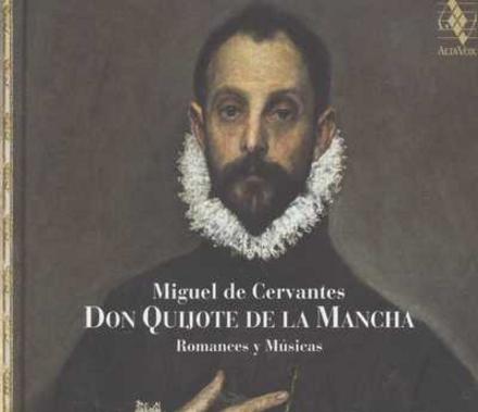 Don Quijote de la Mancha : romances y músicas