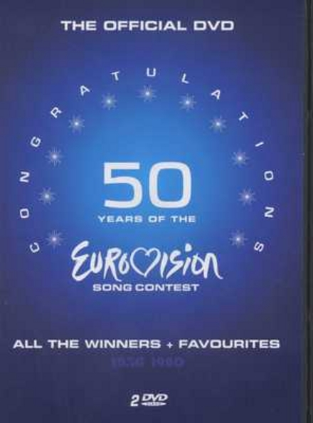 50 years of the Eurovision song contest : all the winners & favourites 1956-1980