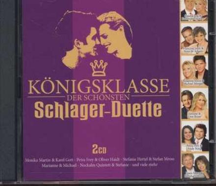 Königsklasse der schönsten Schlager-Duette