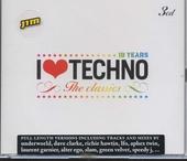 I love techno : 10 years - the classics