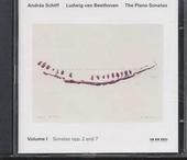 The piano sonatas. Volume I