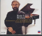 Radu Lupu plays Brahms