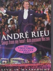 Songs from my heart : Live in Maastricht
