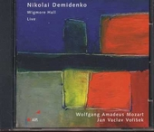 Nikolai Demidenko Wigmore Hall live