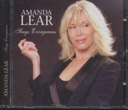 Amanda Lear sings evergreens