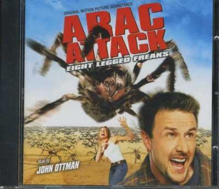 Arac attack : eight legged freaks