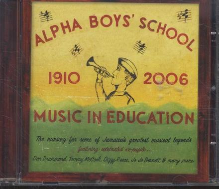 Alpha Boys' School : music in education