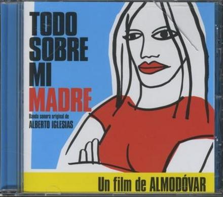 Todo sobre mi madre : banda sonora original