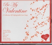 Be my Valentine : a collection of unforgettable love songs