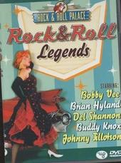 Rock & roll palace : rock & roll legends