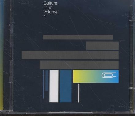Culture club. Vol. 4