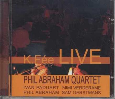 At K.Fée - live