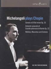 Michelangeli plays Chopin