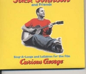 Curious George : sing-a-long songs and lullabies for the film