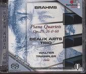 Piano quartets op.25 & 60