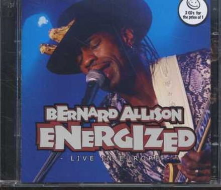 Energized : Live in Europe