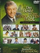 Das Beste aus dem Musikanten Stadl : die Hits und Bestseller aus der TV-Sendung