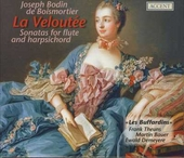 Sonatas for flute and harpsichord