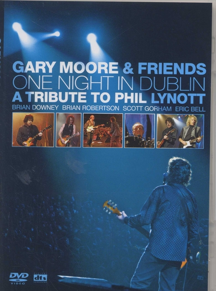 One night in Dublin : A tribute to Phil Lynott